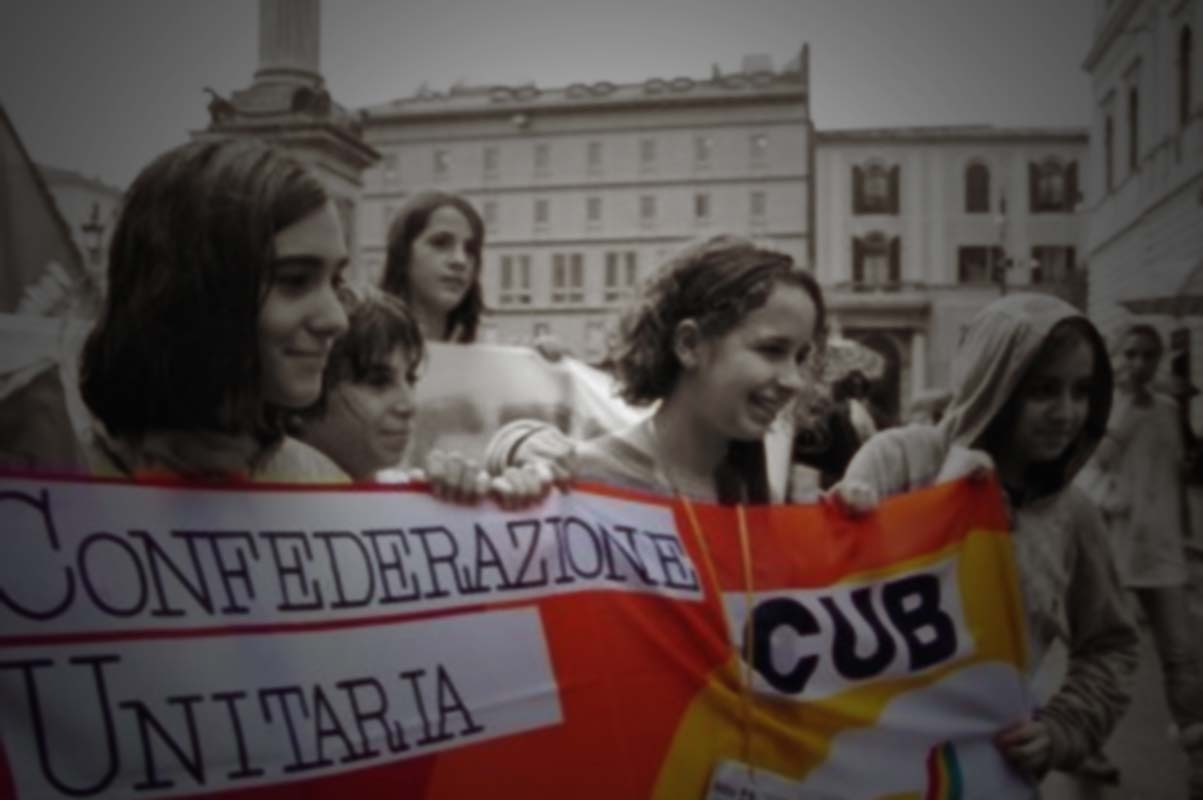 CUB Campania header